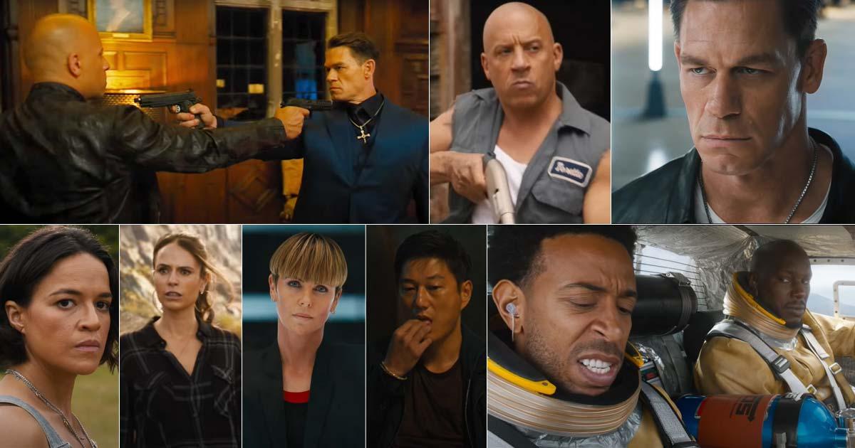 Fast & Furious 9 Trailer 2