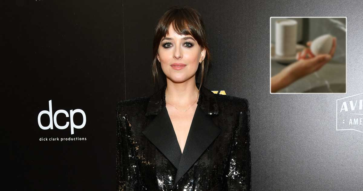 Fifty Shades Of Grey Fame Dakota Johnson Launches A Vibrator To Use With A 'Partner Or Solo' & Reveals She Keeps One In Her Purse - Check Out
