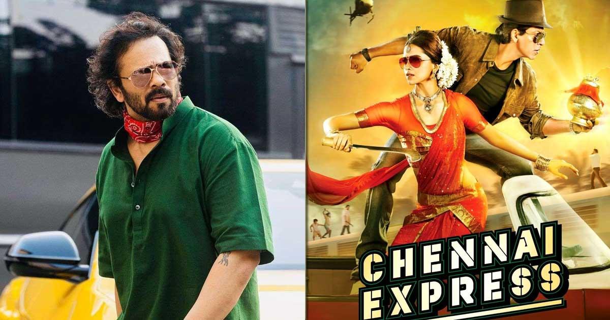For Rohit Shetty, Chennai Express Was A Deepika Padukone Film & Not A Shah Rukh Khan Film