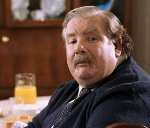 Richard Griffiths As Vernon Dursley From The Harry Potter Franchise
