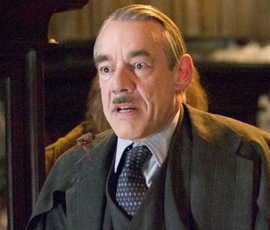 Roger Lloyd Pack Essayed The Role Of Barty Crouch Sr In The HP Movies