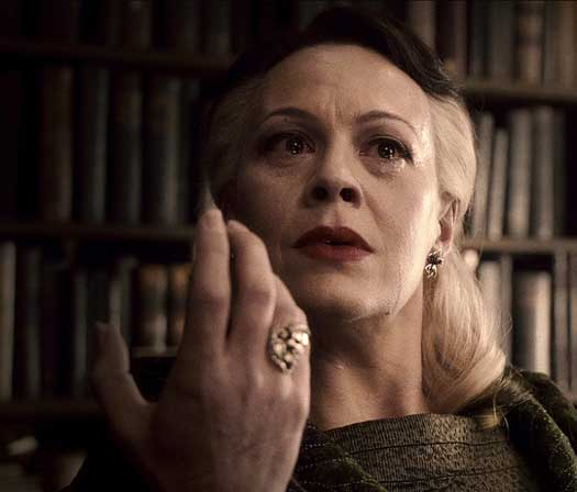 Helen McCrory As Narcissa Malfoy From The Harry Potter Franchise
