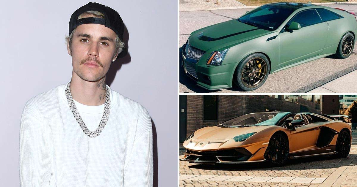 From Batmobile To Lamborghini Aventador: Take A Look At Justin Bieber Car Collection