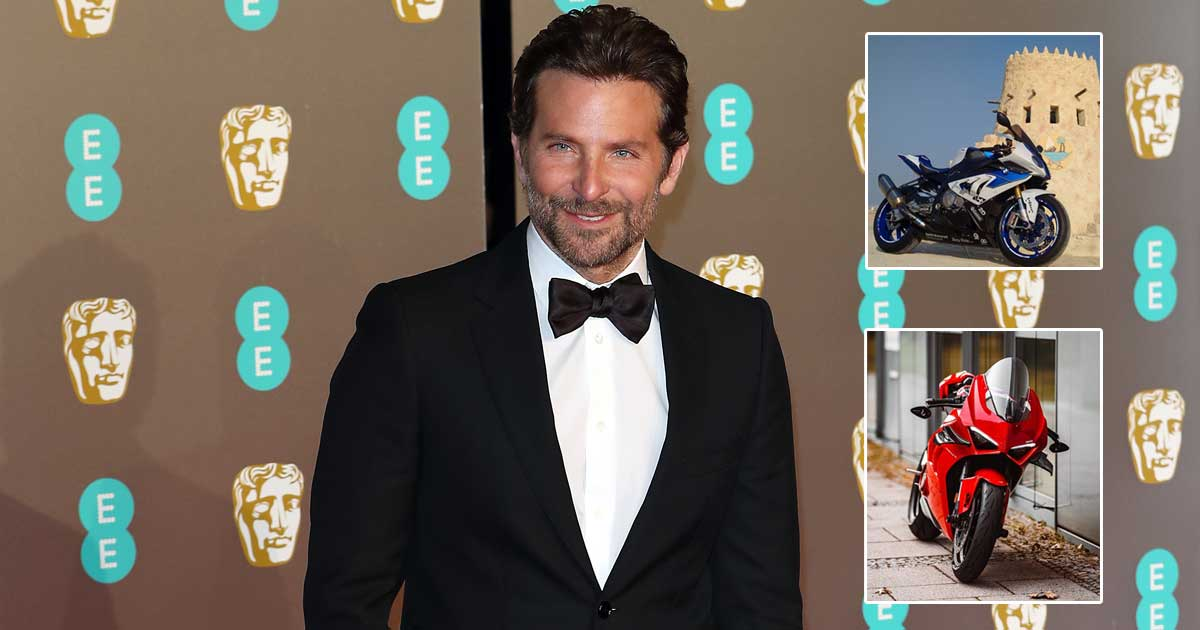 From BMW HP4 To Ducati 1199 Panigale: Bradley Cooper Motorcycle Collection Is Unique & Classic