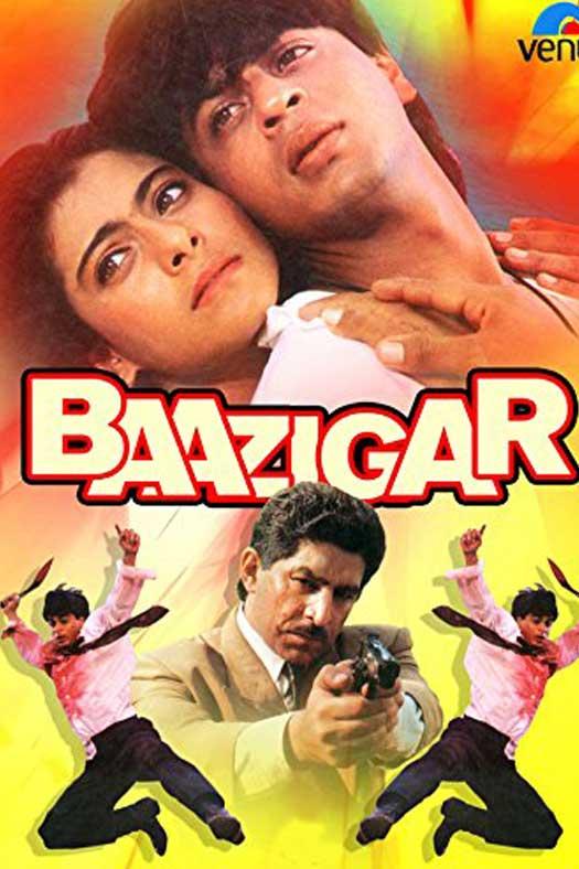 Poster Of Baazigar