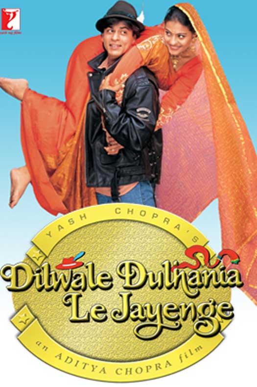 Poster Of Dilwale Dulhaniya Le Jayenge