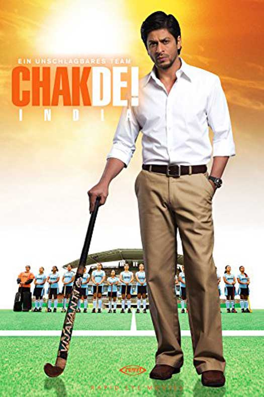 Poster Of Chak De! India