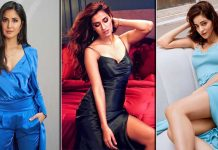 From Disha Patani, Ananya Panday To Katrina Kaif - Set The Mood Right For Your Big Date Night With Satin Dresses Inspired From These B'wood Beauties - See Pics