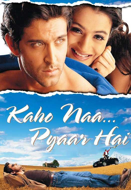 Poster Of Kaho Naa… Pyaar Hai