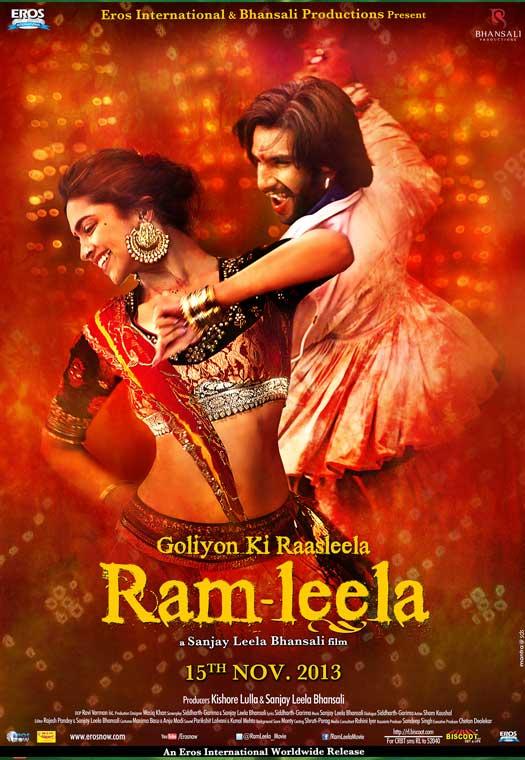 Poster Of Goliyo Ki Rasleela - Ram Leela
