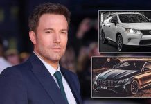 From Lexus RX To Mercedes-Benz: Take A Look At Ben Affleck's Car Collection