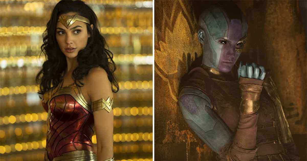 Gal Gadot Once Auditioned For A Blue Character That Had To Go Bald & We Can Think Of Only One AKA MCU's Nebula