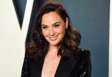 Gal Gadot Reunites With Wonder Woman Producer