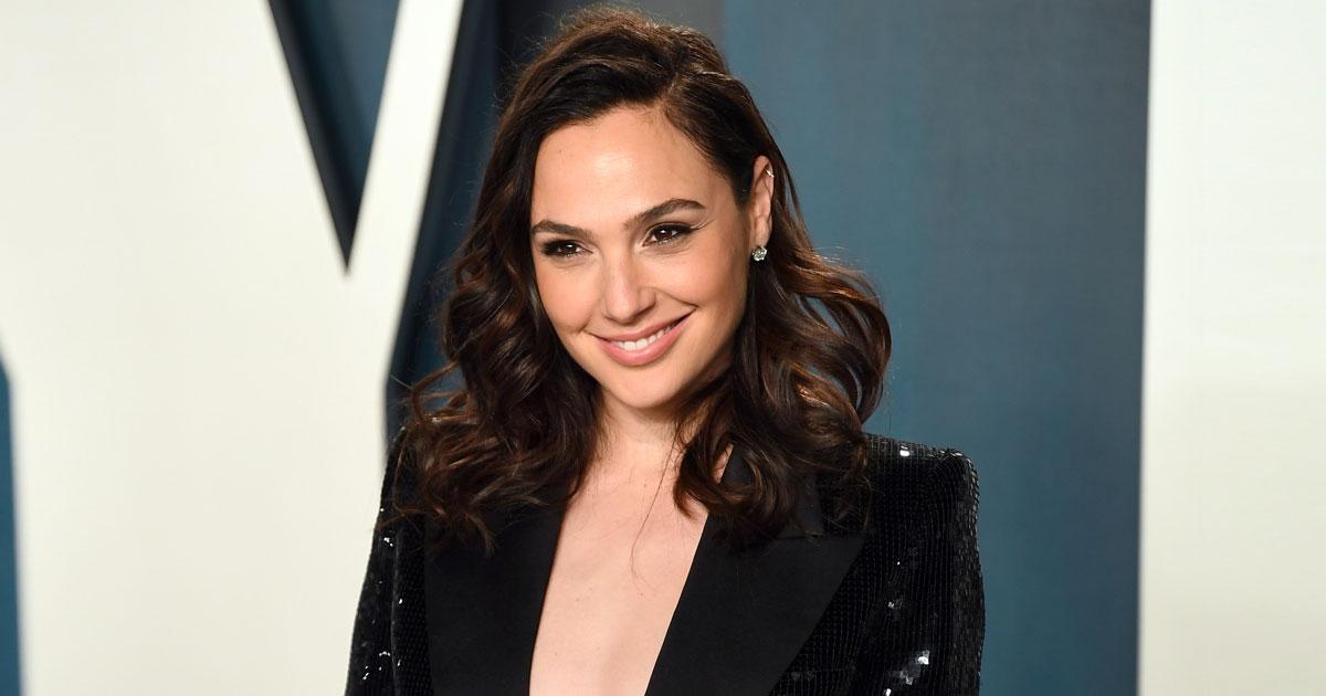 Gal Gadot Reunites With Wonder Woman Producer