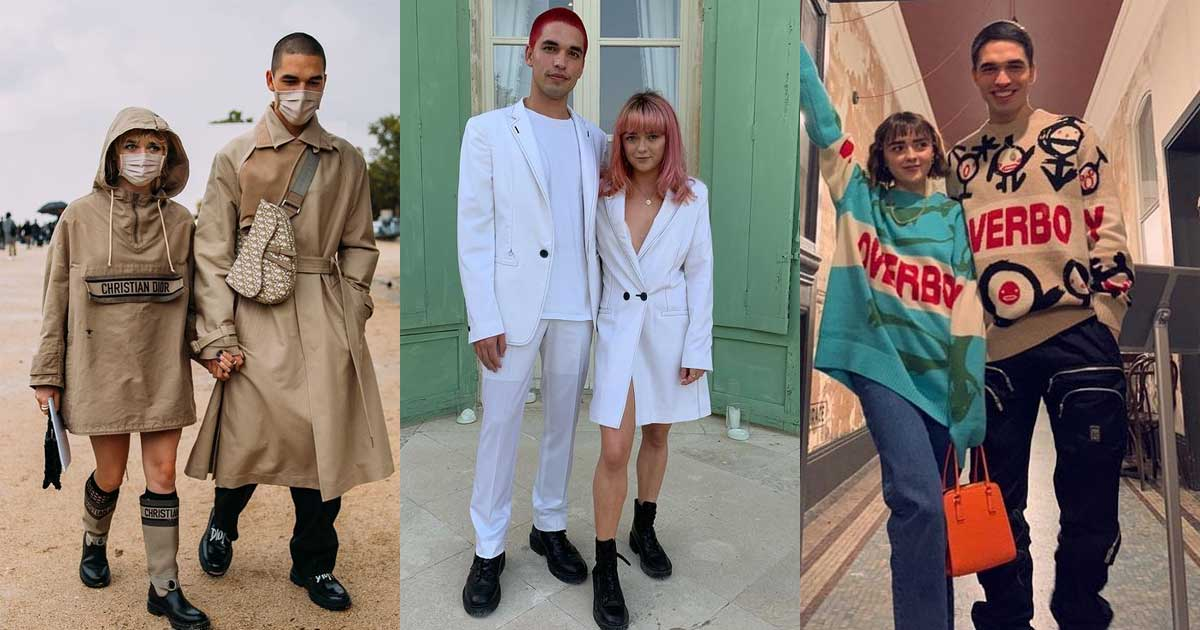 Game Of Thrones' Maisie Williams & Boyfriend Reuben Selby Are Fashion Goals & These 7 Instances Are Proof