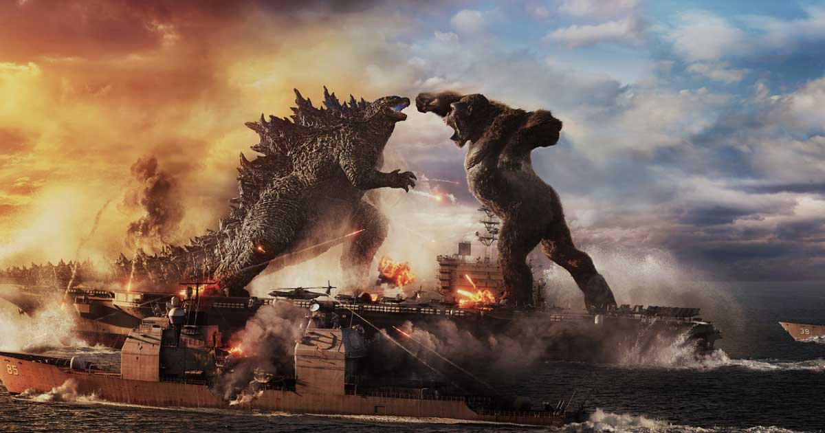 Godzilla vs Kong Box Office Spills Magic; Lifts Stocks Of AMC, IMAX & Other Major Movie Chains