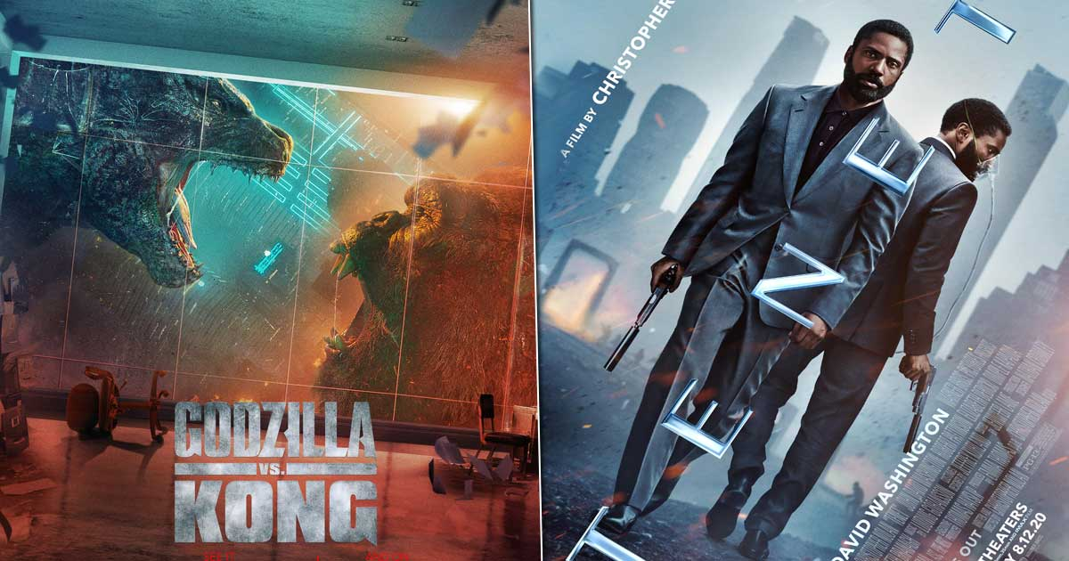 Godzilla vs Kong Surpasses Tenet Box Office Collections