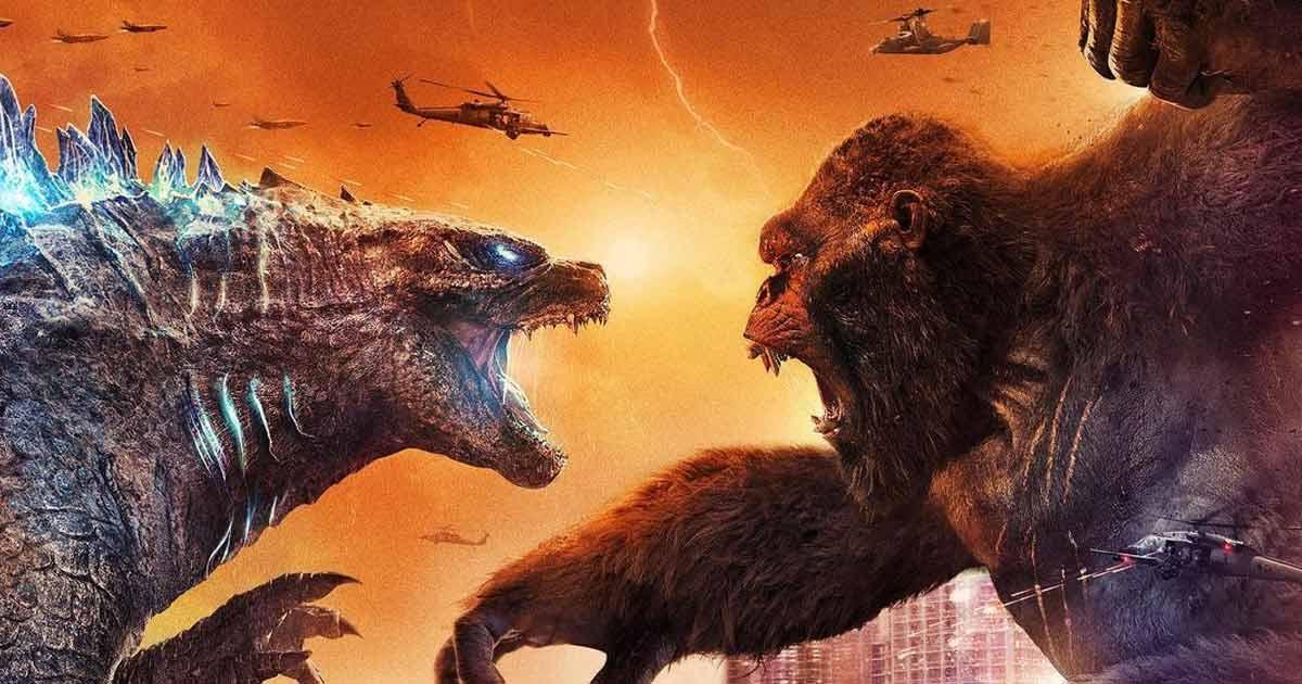 Godzilla vs Kong US Box Office Update