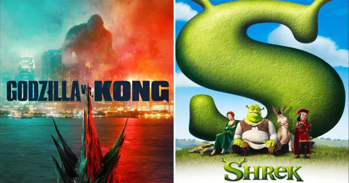 Godzilla Vs Kong Opening Sequence Is Way Similar To Shrek? This Viral Video Will Surprise You!