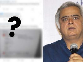 Hansal Mehta Gives It Back To A Troll Who Bought Him Fake Ticket To Karachi
