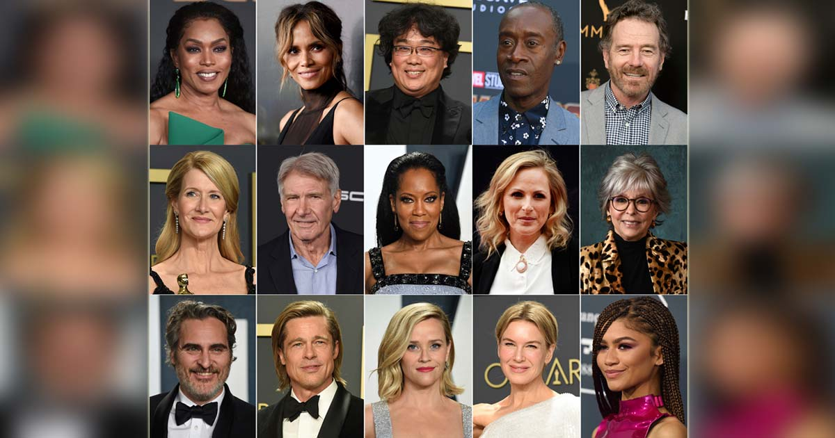 Harrison Ford, Brad Pitt & Others Join Oscars Starry Presenting Cast