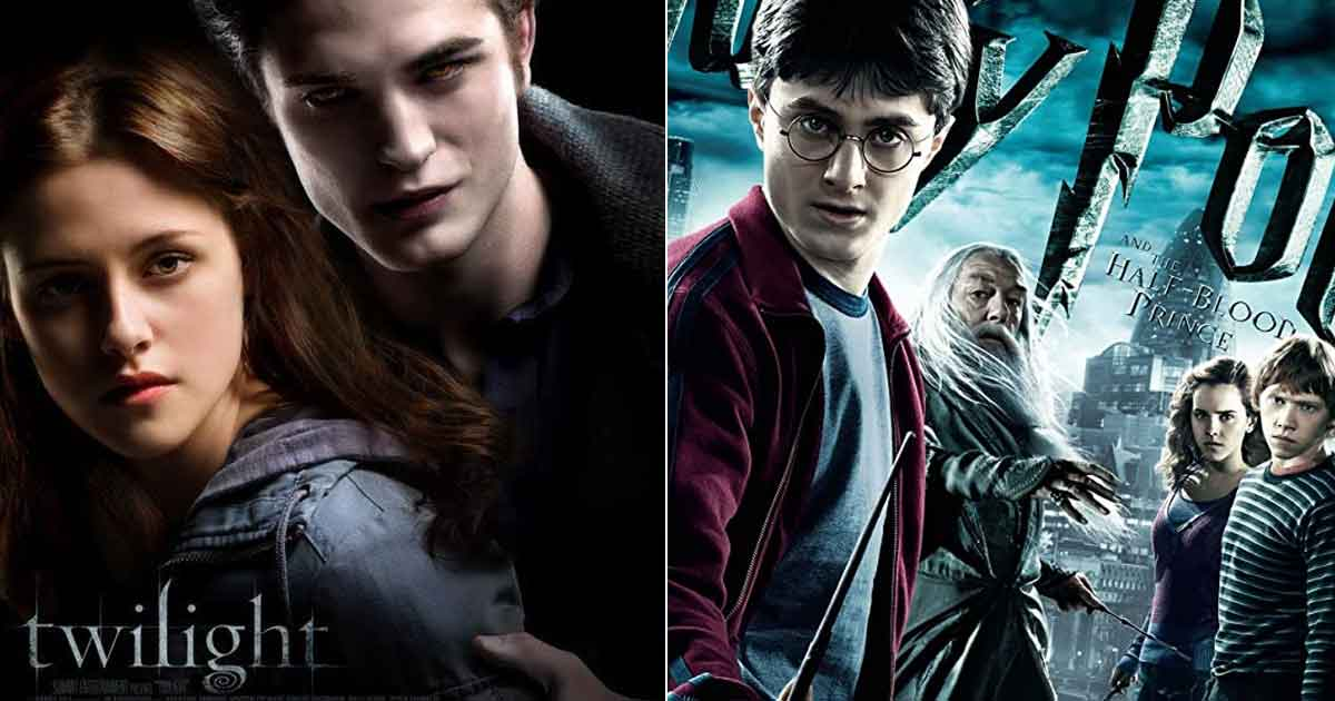 Harry Potter And The Half-Blood Prince Had Led To Twilight's Preponement