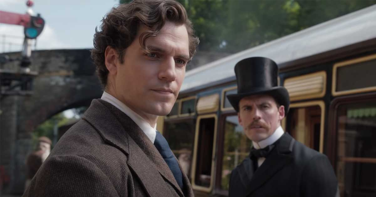 Henry Cavill Eyed To Reprise Sherlock Holmes By Netflix?
