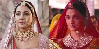Hina Khan resembling Aishwarya Rai from Jodha Akbar in her upcoming song 'Bedard' is something to watch out for