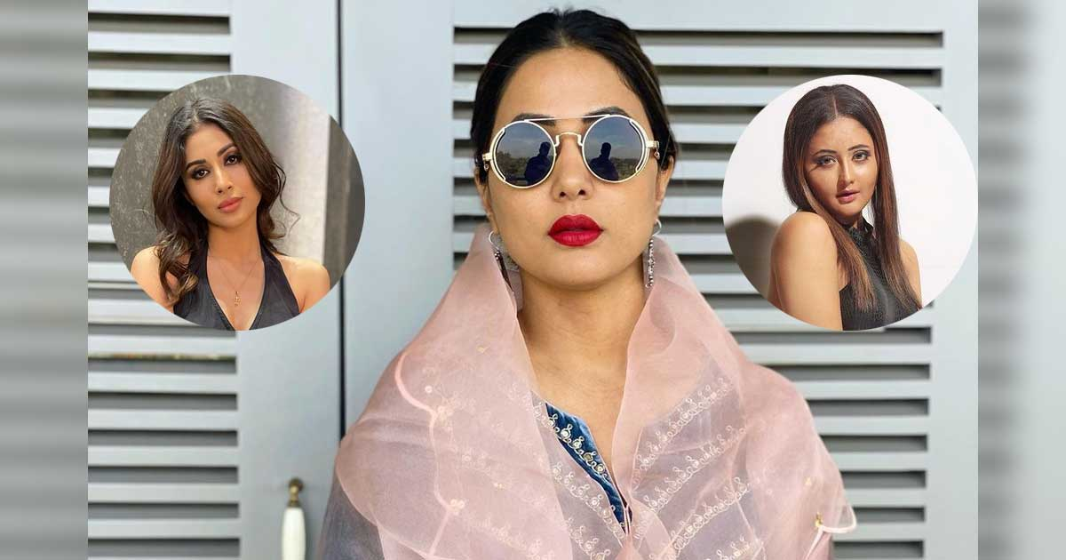 Hina Khan tests positive for Covid