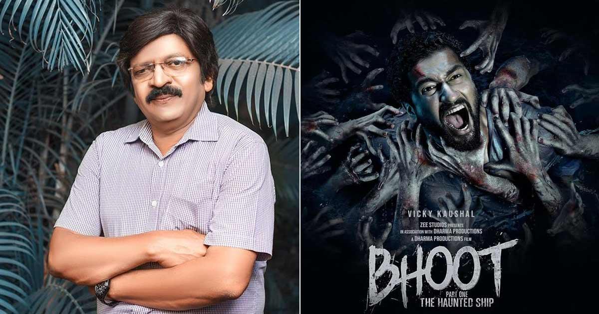 Bhanu Pratap Singh (Bhoot Part One: The Haunted Ship)