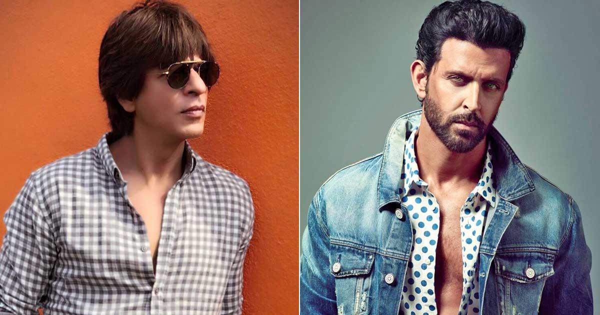 Hrithik Roshan Has A Chance Of Beating Shah Rukh Khan in Star Ranking