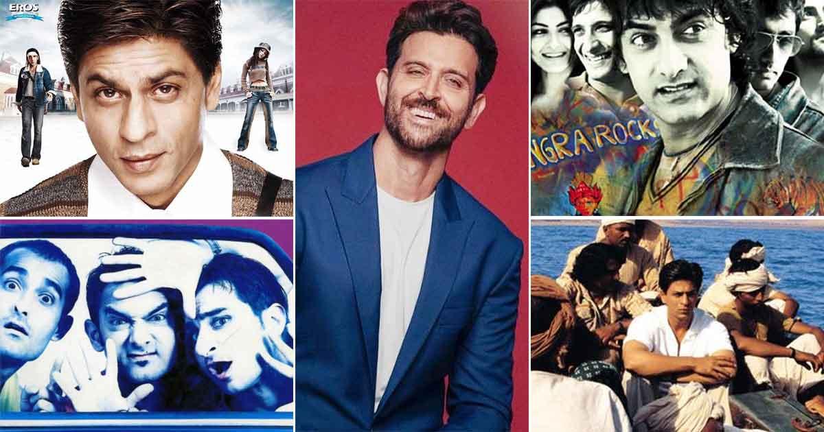 From Rang De Basanti To Main Hoon Na & Swades – Check Out These Bollywood & Hollywood Films Hrithik Roshan Said No To