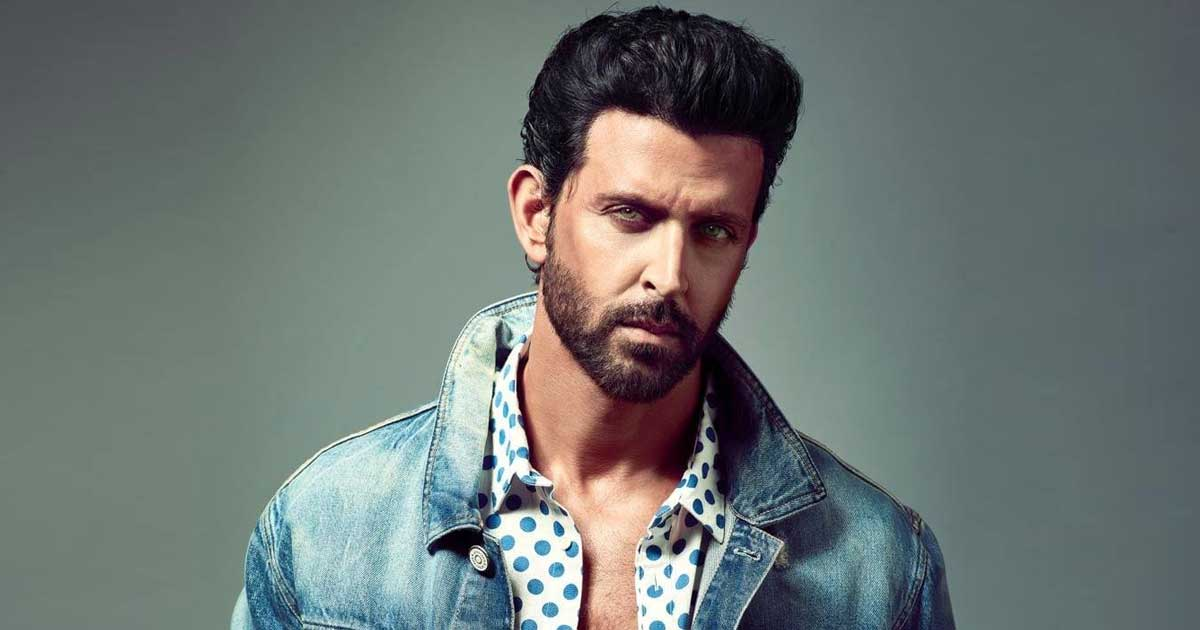 Hrithik Roshan Received A Salary Of Rs 100 As His First-Ever Paycheck!