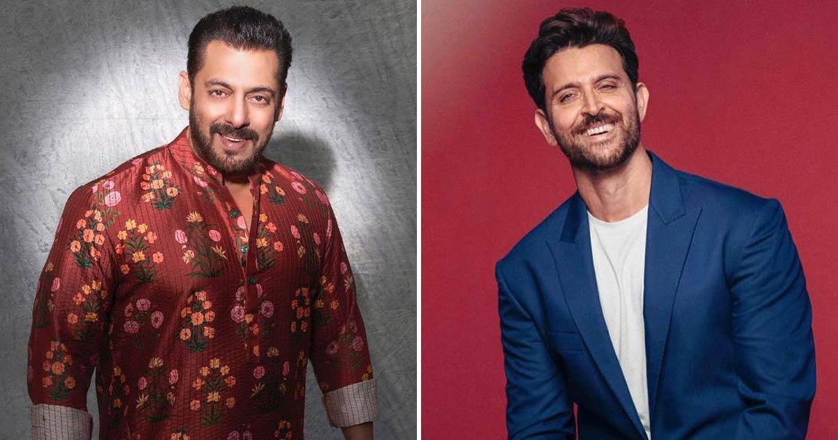 Hrithik Roshan Replaces Salman Khan In Inshallah?
