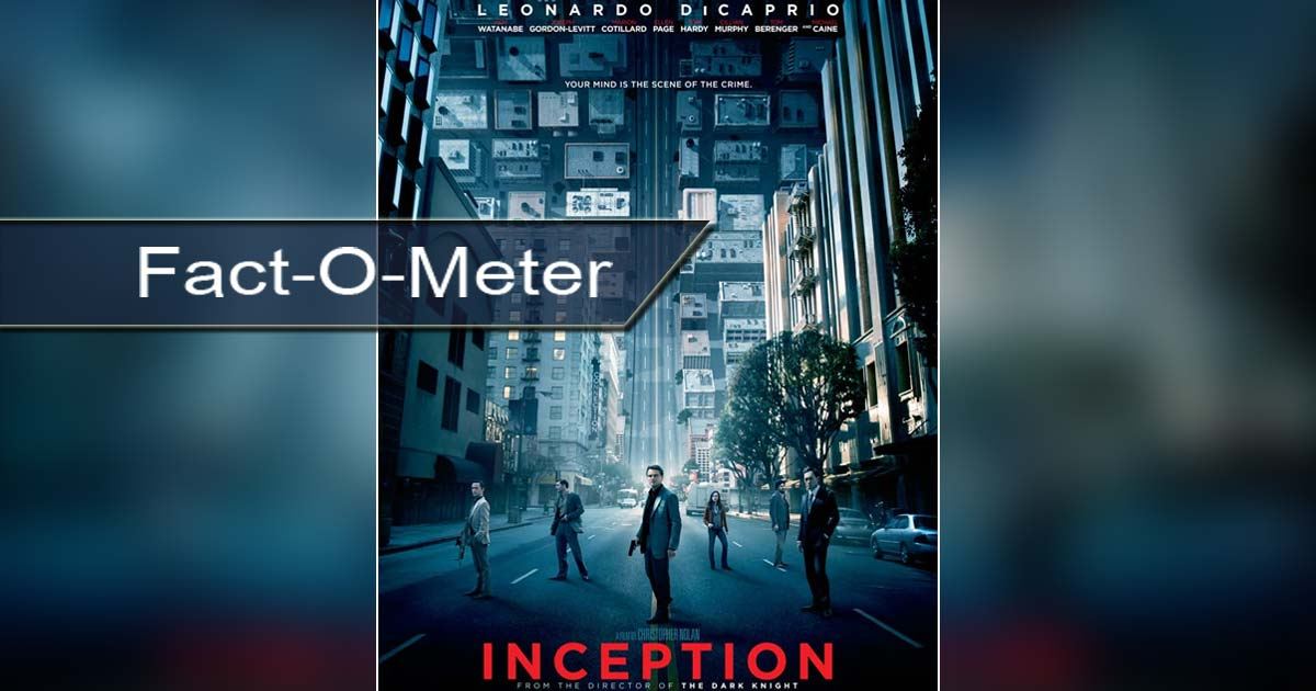Inception's Home Media Revenue Is As High As Its Budget