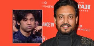 Irrfan Honoured By Filmfare, 'Spitting Image' Son Baabil Makes Everyone Shed A Bucket Full Of Tears, Check Out