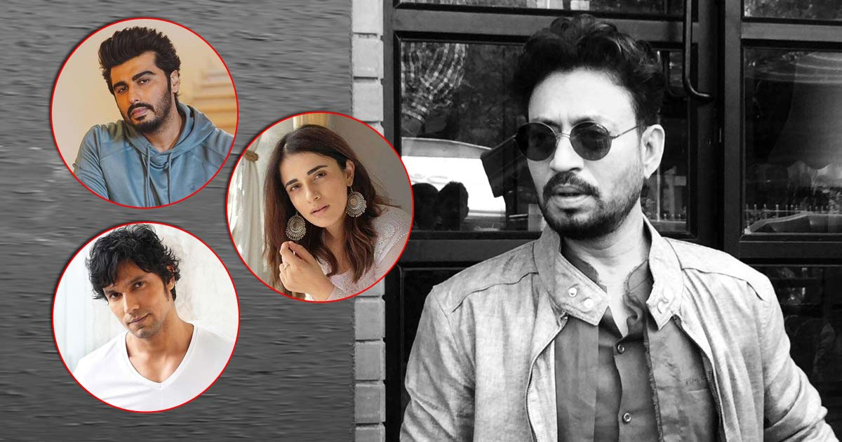 Irrfan Khan's Death Anniversary: From Radhika Madan To Randeep Hooda, Bollywood Remembers The Veteran