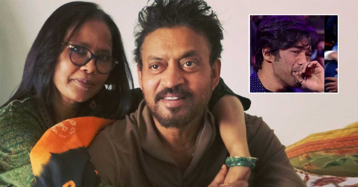 Irrfan's Wife Sutapa Sikdar Reacts To Her 'Sakht Launda' Baabil Crying, Pens An Emotional Note Having A Cute Shah Rukh Khan's DDLJ Connect, Read On