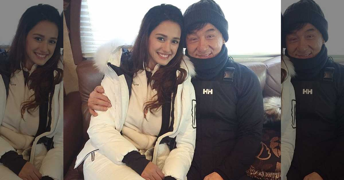 "Disha Patani Wishes Jackie Chan On 67th Birthday: ""Love You Taguu"""
