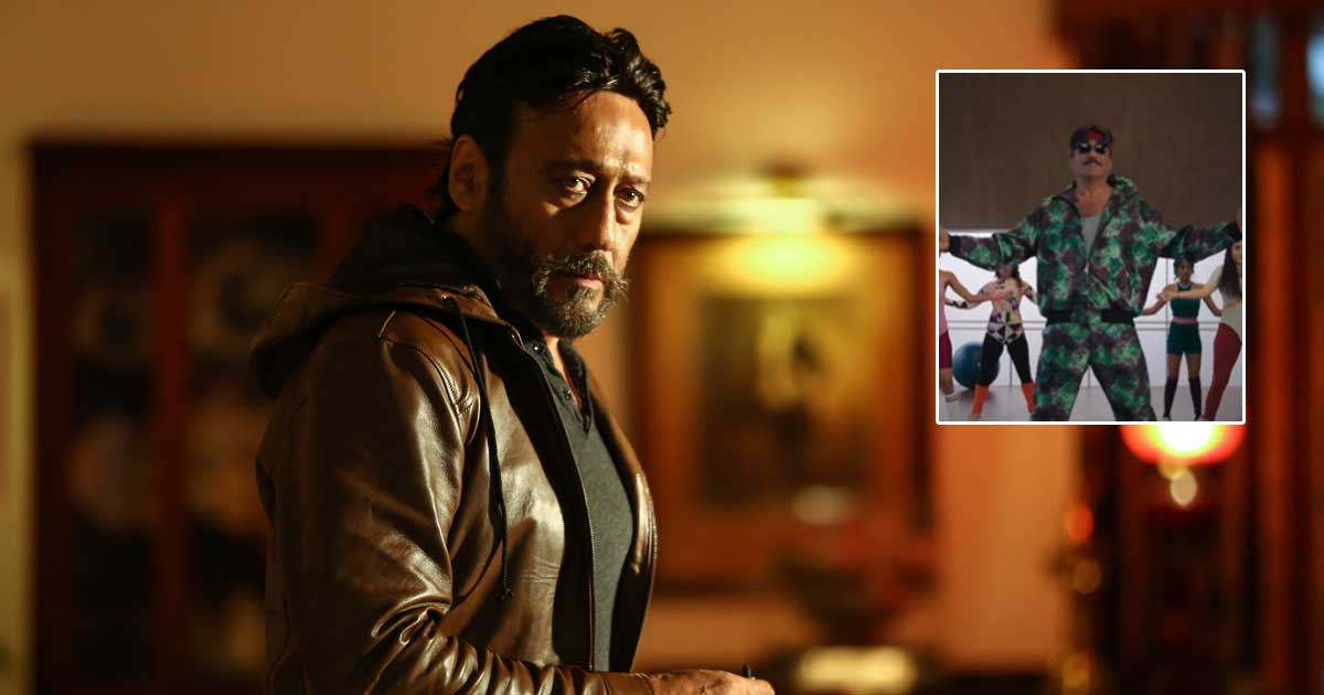 """Jackie Shroff Does The 'Most Excercise Ever' In This Crossover Video Ft. Prem Aggan's Song & We Just Have Two Words - """"Ohhhh! Yeah"""" - Deets Inside"""