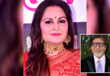 Jaya Prada Reveals How Legendary Amitabh Bachchan Shot 'De De Pyar De' Song With A Burnt Hand