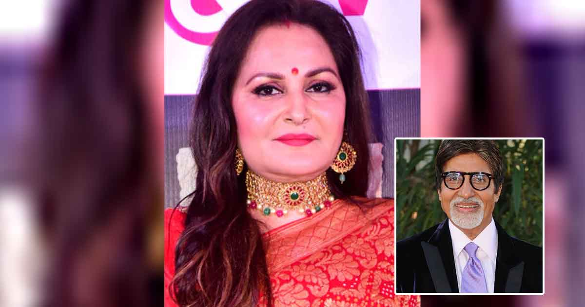 Jaya Prada Reveals How Legendary Amitabh Bachchan Shot 'De De Pyar De' Song With A Burnt Hand, Read On