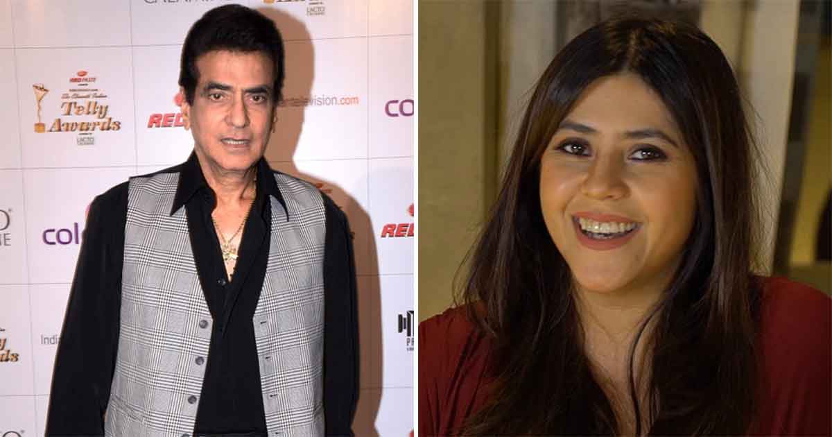 Ekta Kapoor Has A Heart-Warming Wish For Father Jeetendra On His 79th Birthday, Read On