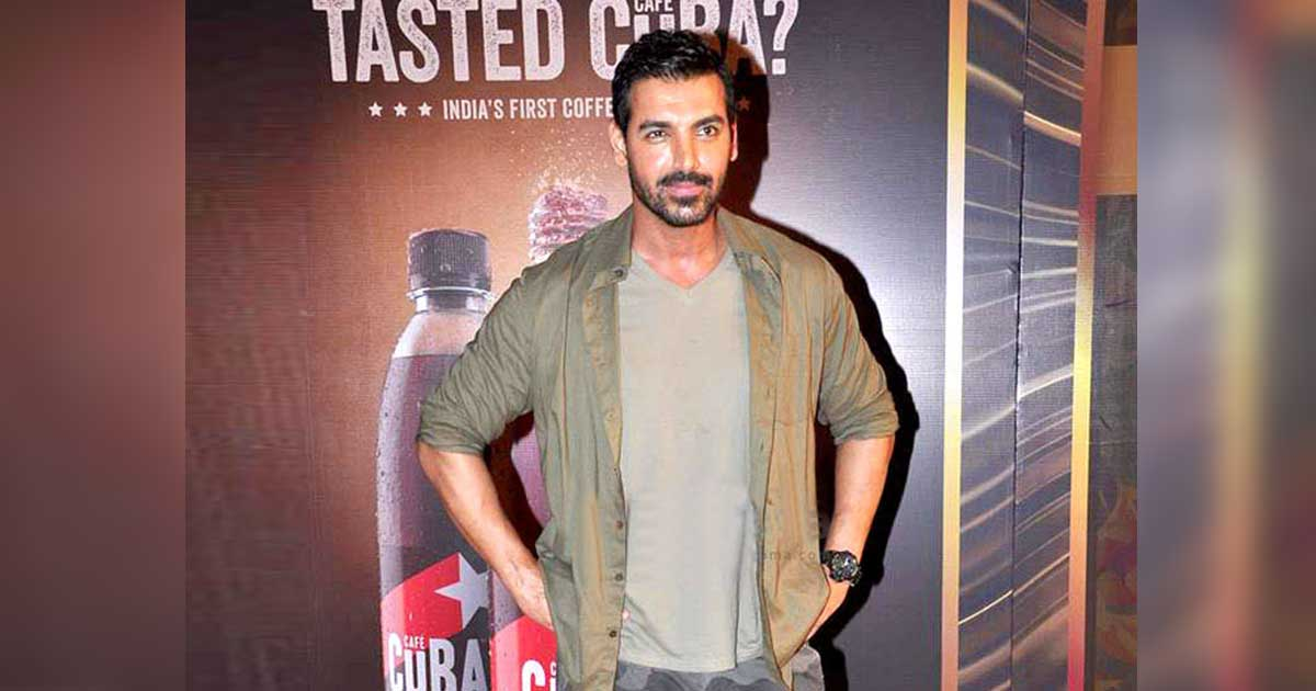 """John Abraham On His Journey In Bollywood: """"I Am Struggling & Trying To Make A Mark"""""""