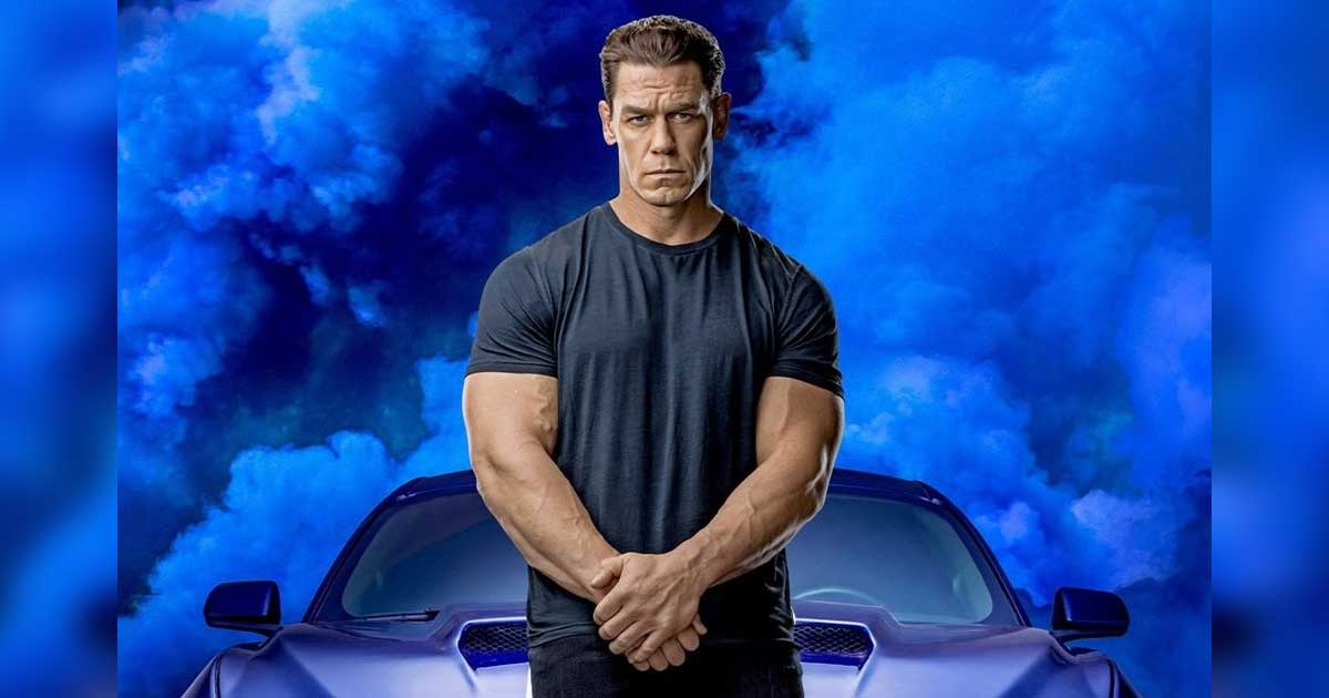 John Cena Calls Fast & Furious 9 A 'Life Changing Opportunity' & Says It's Not Filled With 'Senseless Action,' Read On