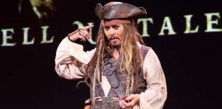 Johnny Depp Says He Doesn't Miss Pirates Of The Caribbean's Jack Sparrow