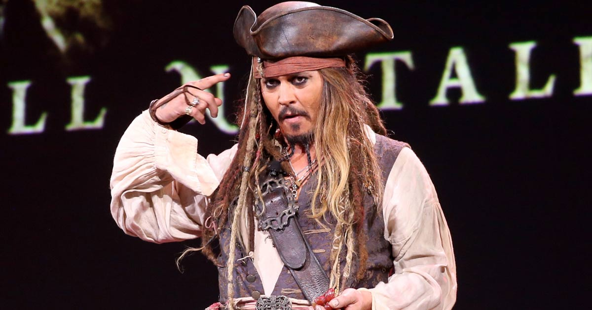 Johnny Depp's Middle Chapter Of Pirates Of The Caribbean Series Was Banned In China, Here's Why?