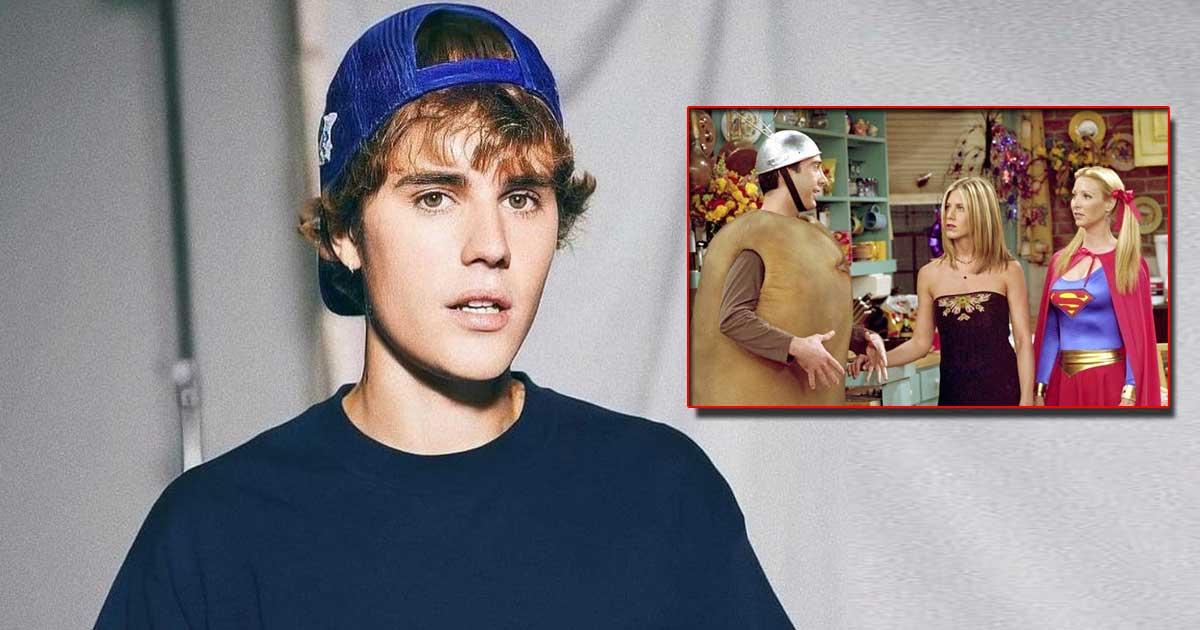Justin Bieber To Wear Ross Geller's Spudnik Costume In FRIENDS Reunion Special