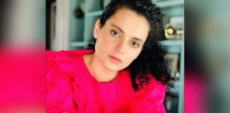 Kangana gives 'warning' to those crying about India to 'foreign daddies'