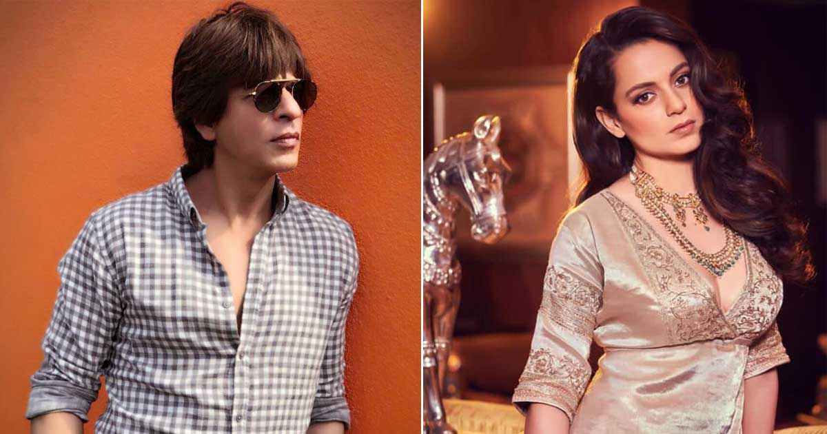 """Kangana Ranaut Celebrates 15 Years Of Gangster, Says """"Shah Rukh Khan Ji & Mine Are The Biggest Success Stories Ever But…"""""""